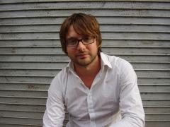 John Lucas author photo