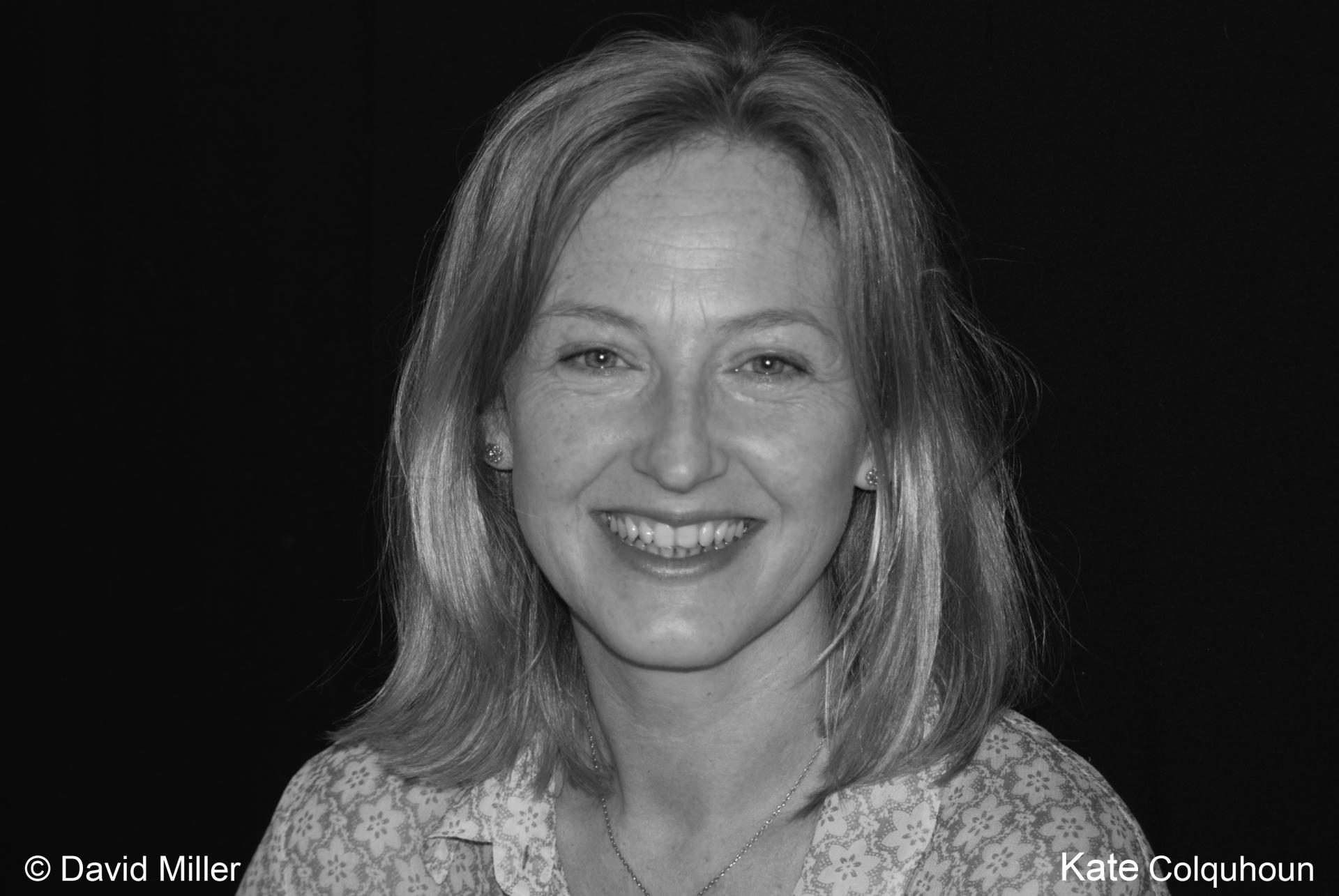 Kate Colquhoun
