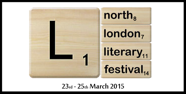 North London Literary Festival Logo
